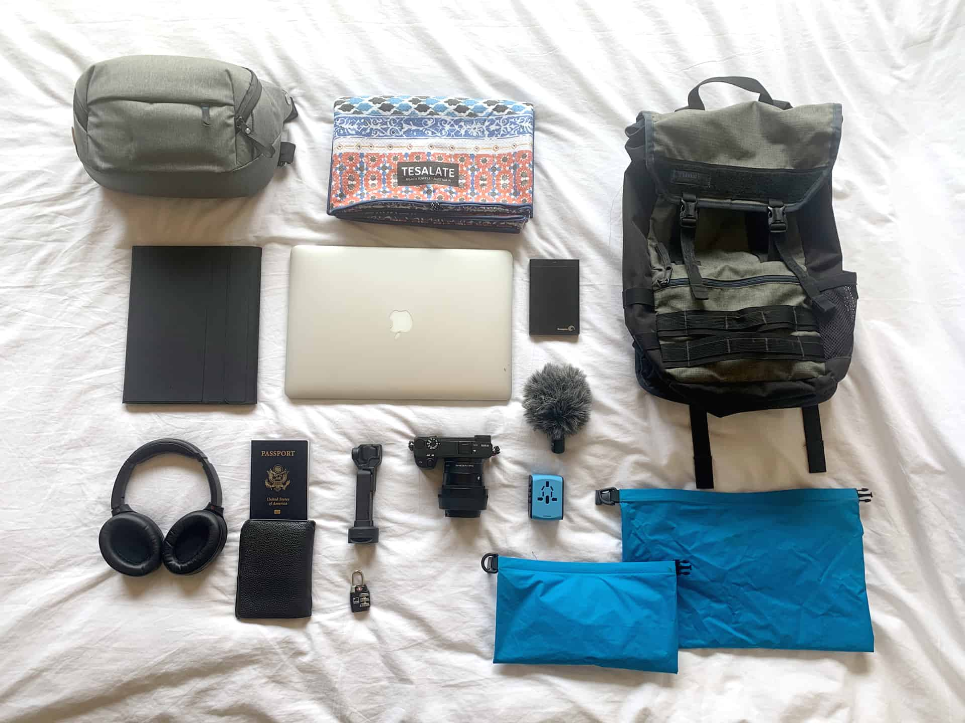 Packing List Feature Image- Travel Essentials List